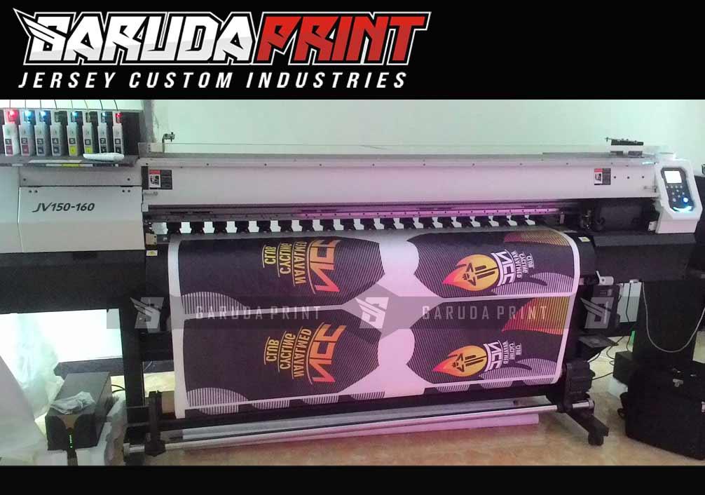Jasa Bikin Kaos Sepeda printing