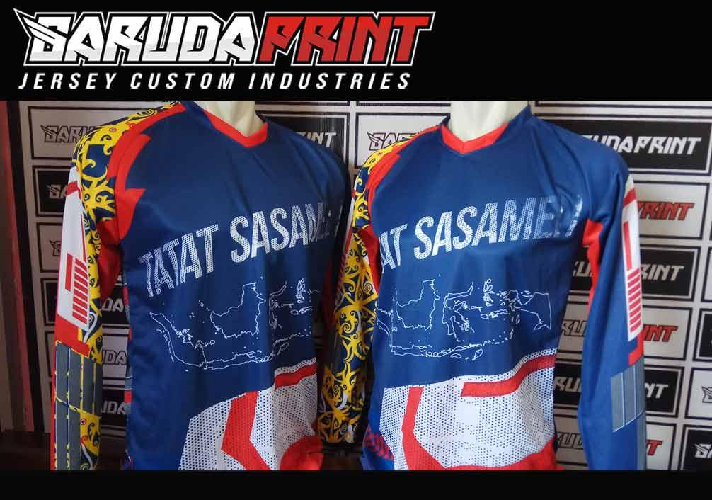 Jasa Buat Jersey Sepeda printing