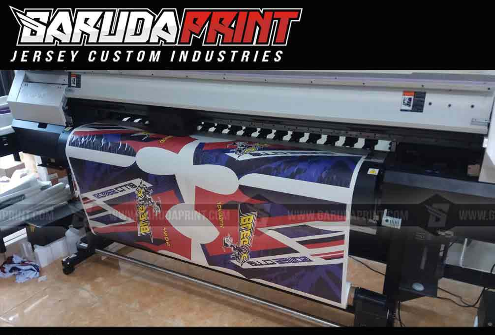 Konveksi Jersey Sepeda printing Online