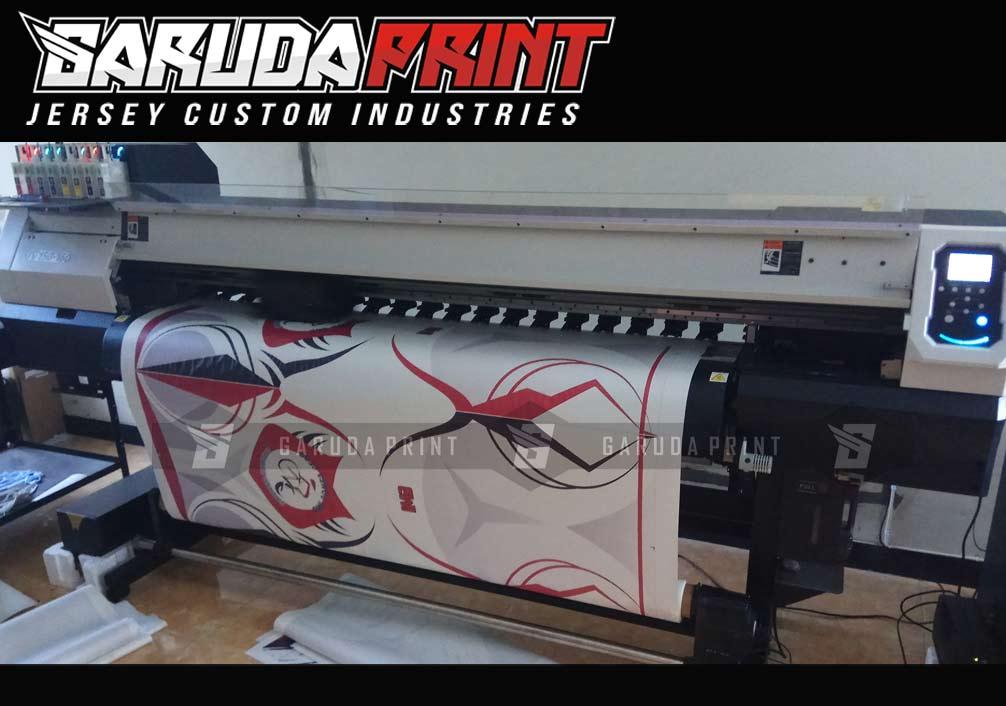 Konveksi Kaos Sepeda printing indonesia