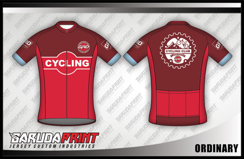 desain Jersey Sepeda gowes
