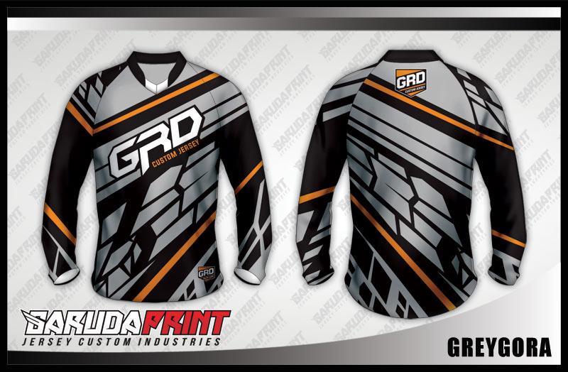 desain baju sepeda downhill sendiri