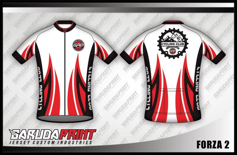 desain baju sepeda gowes online custom