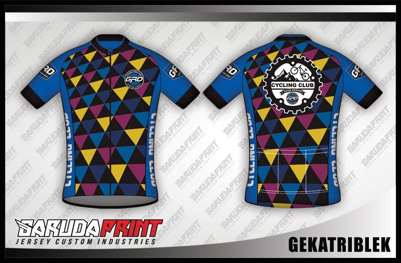 desain jersey gowes full print