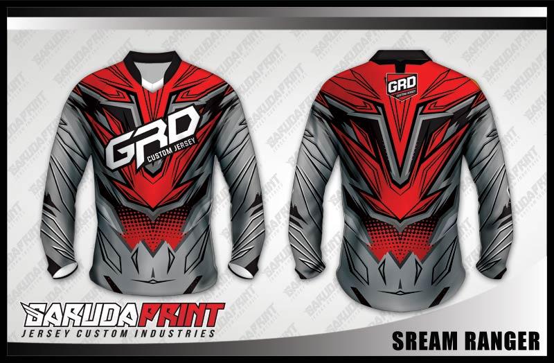 desain jersey sepeda downhill keren