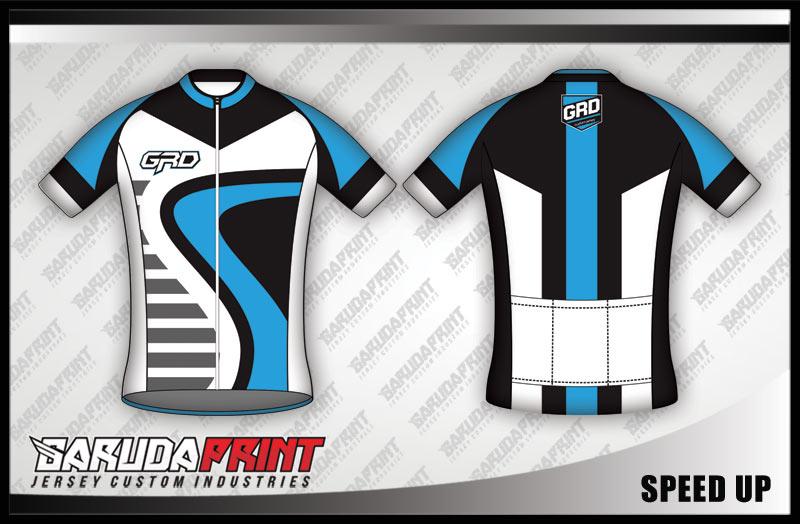 desain jersey sepeda gowes keren