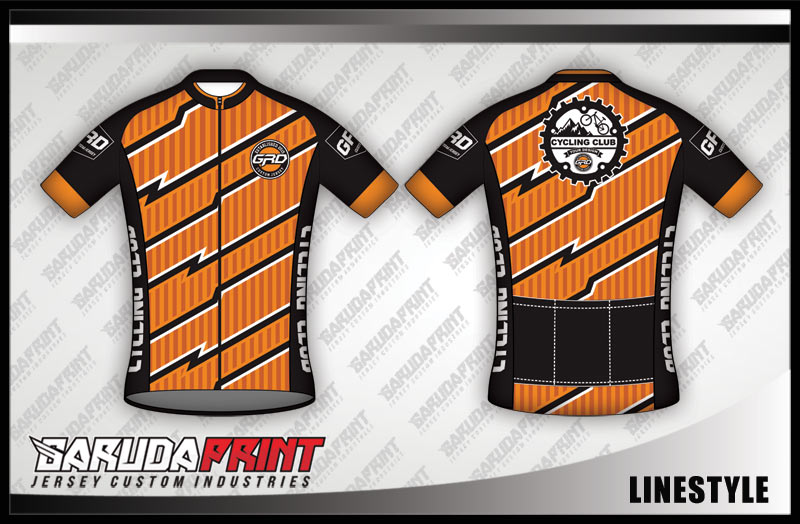 desain kaos jersey sepeda custom gowes