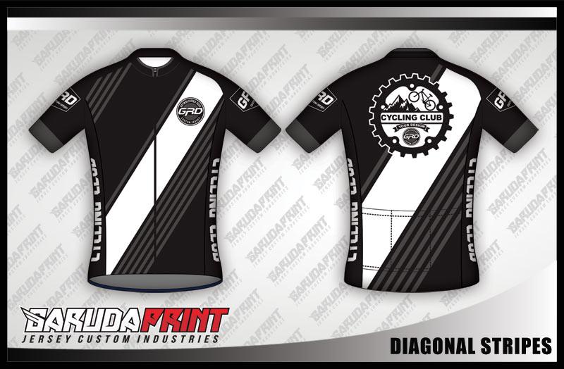 motif desain baju sepeda sendiri