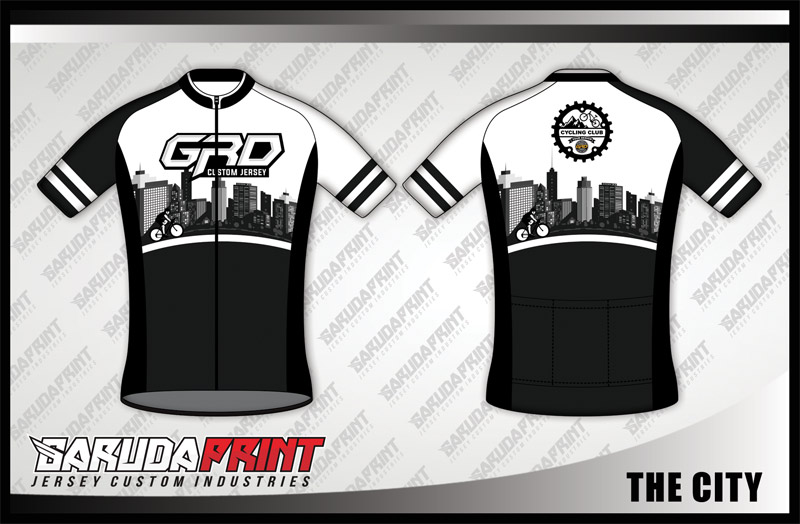 3 DESAIN BAJU SEPEDA GOWES CODE the-city
