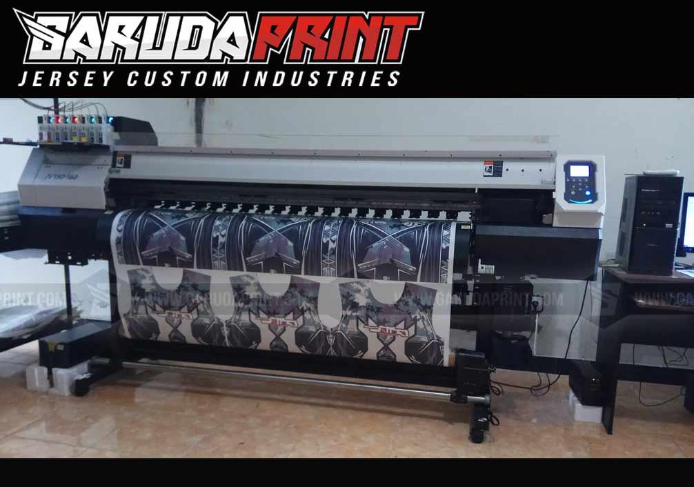 Tempat Pesan Jersey Sepeda Lengan Panjang Printing Sendiri