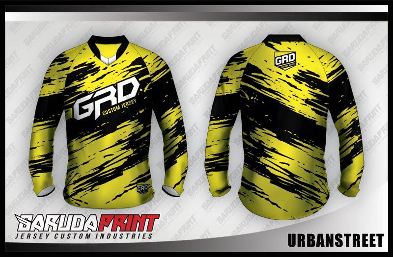 Desain Baju Sepeda MTB Urbanstreet yang Tampak Gagah di Jalanan