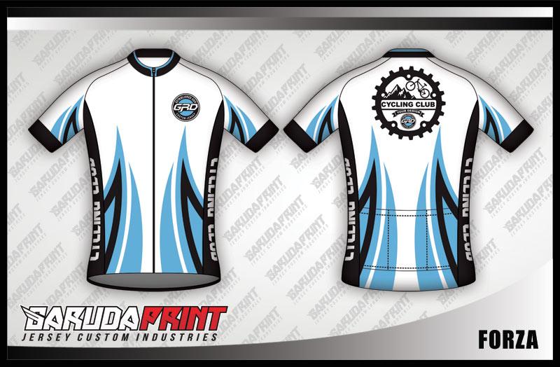desain jersey sepeda FORZA