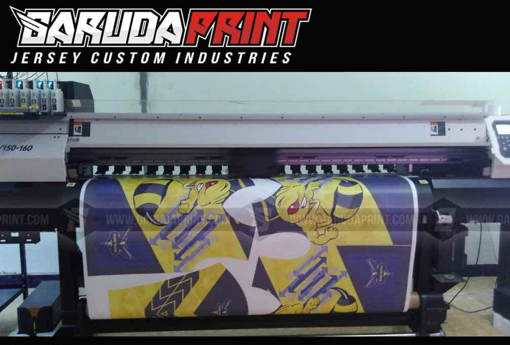 Tempat Bikin Kaos Sepeda BMX Custom Desain