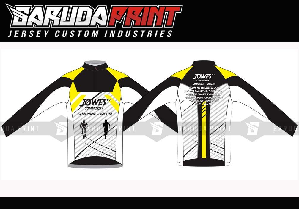 Jasa Bikin Kostum Sepeda Printing Online Terpercaya