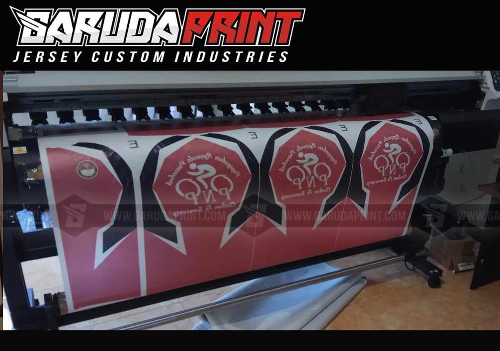 Tempat Pembuatan Seragam Sepeda Full Printing Di Kota Mojosari