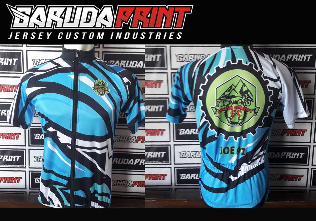 Jasa Bikin Baju Sepeda Full Printing Di Kota Situbondo Desain Terbaik