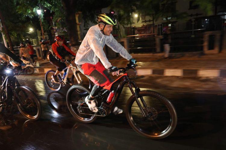 Tips Bersepeda Di Malam Hari Agar Lebih Aman Dan Nyaman