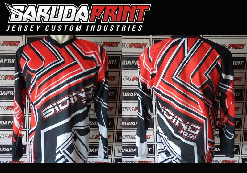Tempat Pembuatan Jersey Sepeda Gunung Full Printing Di Kota Bandung