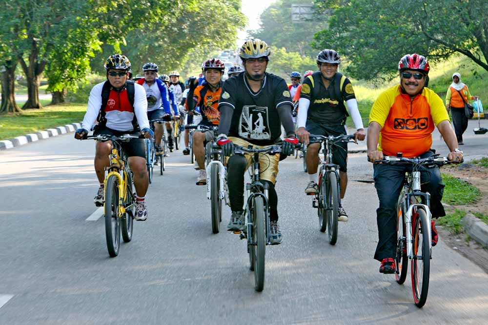 Beberapa Manfaat Bersepeda Bagi Kesehatan