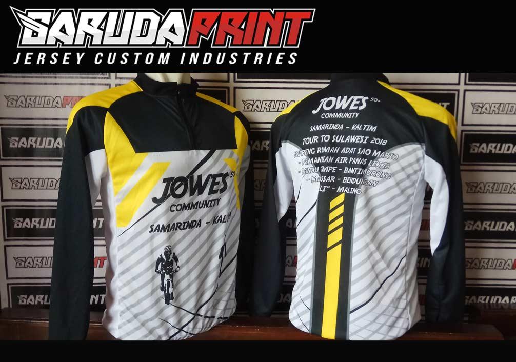 Jasa Bikin Jersey Sepeda Di Kota Kuala Pembuang Online