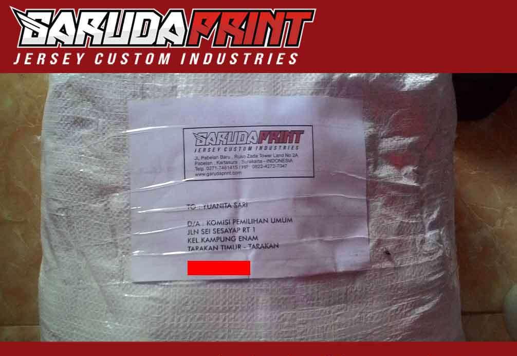 pengiriman barang pesan baju sepeda