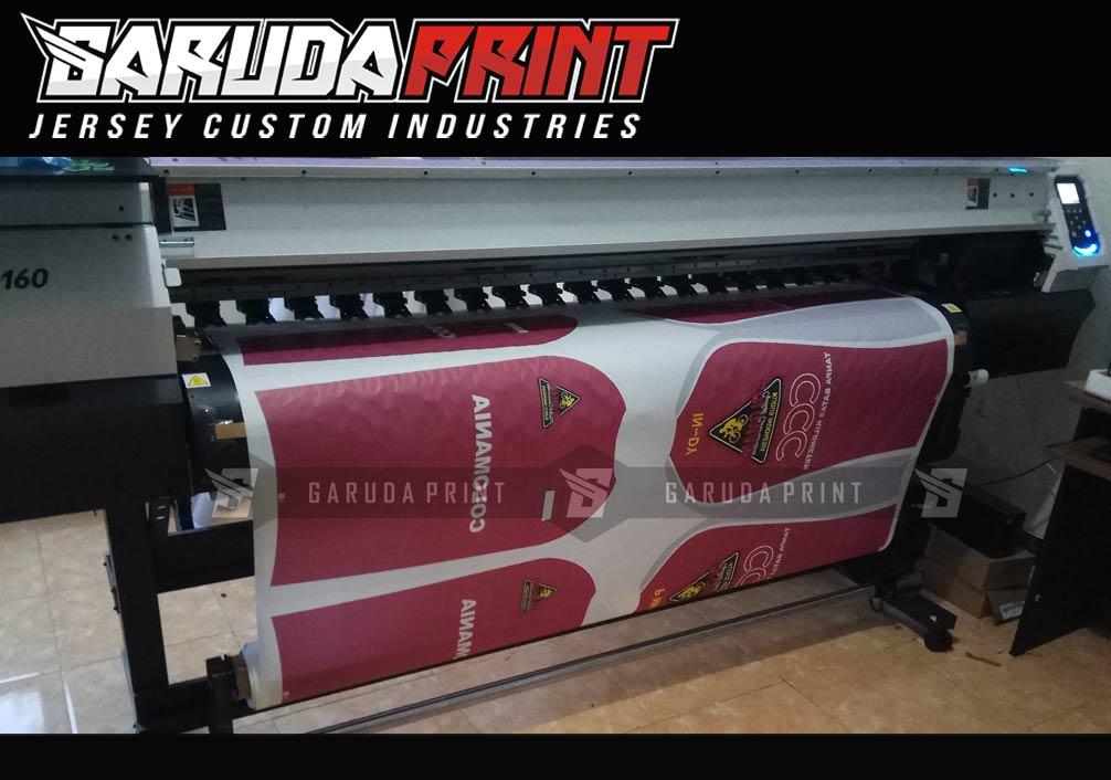 Bikin Jersey Sepeda printing Online