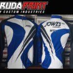 Hasil Pembuatan jersey Sepeda Gowes desain custom