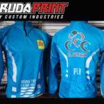 Hasil Pembuatan jersey baju Sepeda Gowes