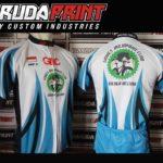 Hasil Pembuatan jersey kaos Sepeda Gowes