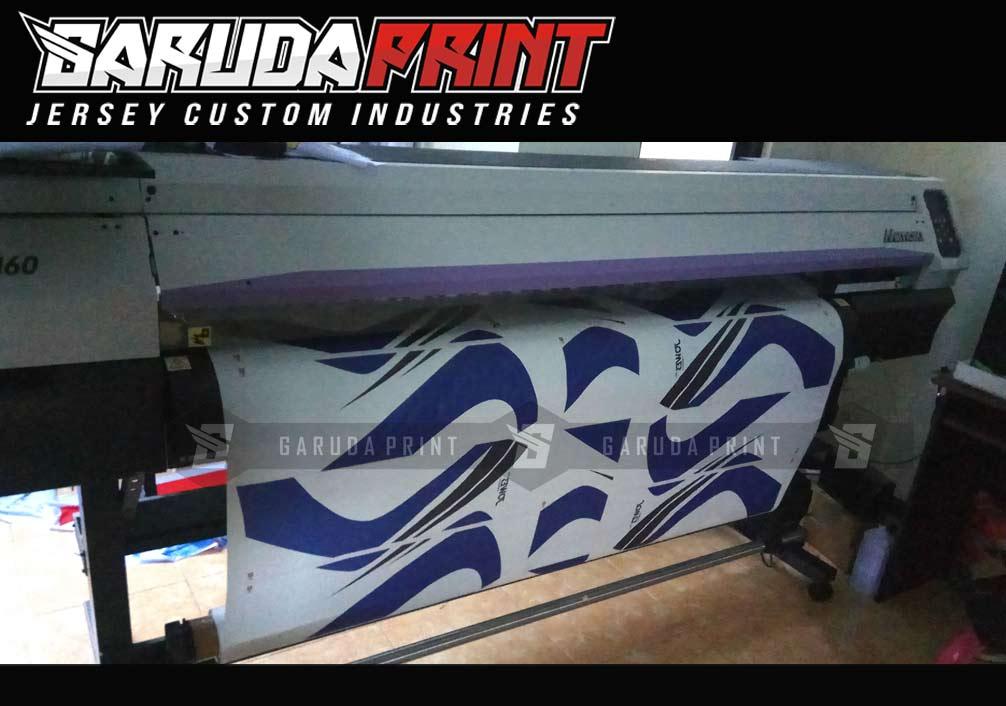 Jasa Bikin Jersey Sepeda printing