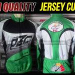 Produsen Jersey Sepeda Hijau Desain Sendiri