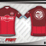 desain Jersey Sepeda gowes