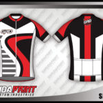 desain baju jersey sepeda gunung desain sendiri