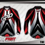 desain baju sepeda downhill full print