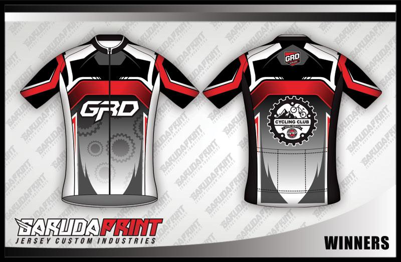 desain baju sepeda gowes desain sendiri