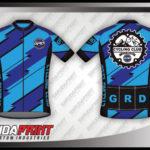 desain jersey baju kaos sepeda