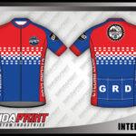 desain jersey kaos sepeda keren
