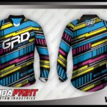 desain jersey sepeda downhill full print