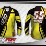 desain jersey sepeda downhill full printing