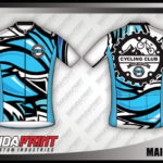 desain kaos jersey sepeda custom