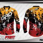 desain kaos jersey sepeda downhill