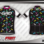 desain kaos jersey sepeda sendiri