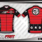 desain kaos sepeda cycling gowes