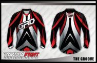 Desain Baju Jersey Sepeda Gunung & MTB The Groove