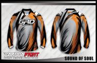 Desain Kaos Sepeda Gunung Code Sound-Of-Soul Sangat Unik
