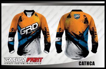 Desain Jersey Sepeda MTB Cathca Sangat Mempesona