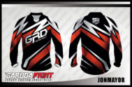 Desain Jersey Sepeda MTB Code Jonmayor Terlihat Maco