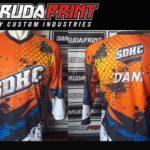 Jasa Pembuatan Jersey Sepeda Desain Terbaru Full Printing