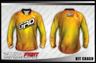 Desain Kaos Sepeda Downhill & Mtb Kit-Crash yang Bikin Jatuh Hati