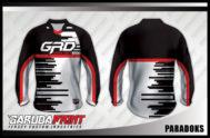 Desain Kaos Sepeda MTB Paradoks Dijamin Apik